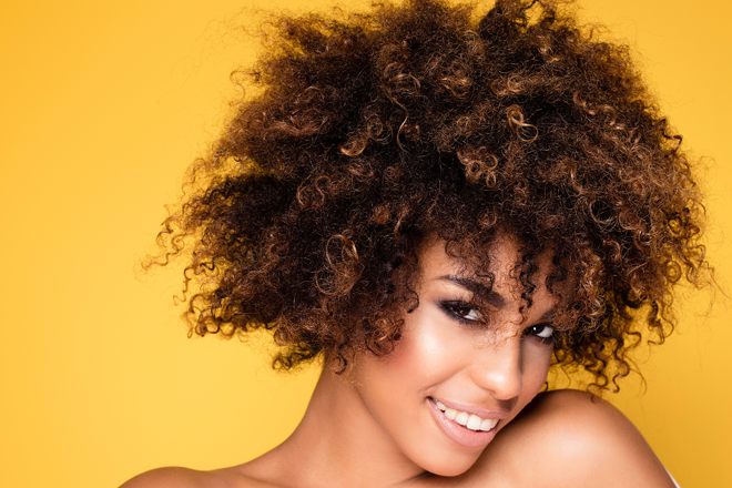THE A TO Z OF NATURAL HAIR