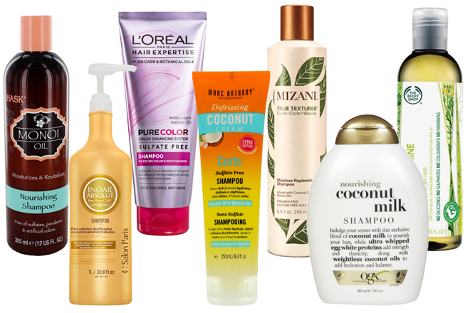All about sulphate-free shampoo 2
