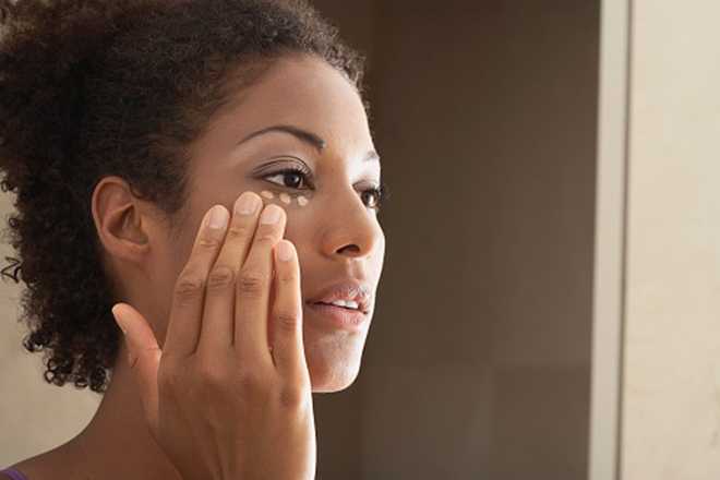 Get rid of dark under-eye circles 1
