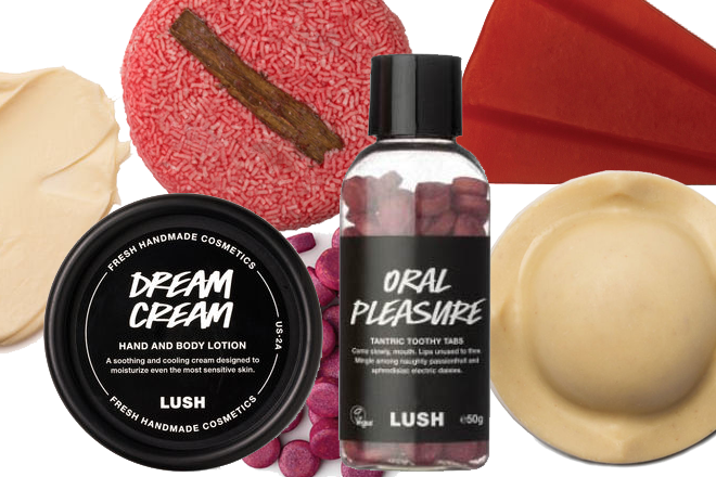 A guide to self-preserving with Lush 1