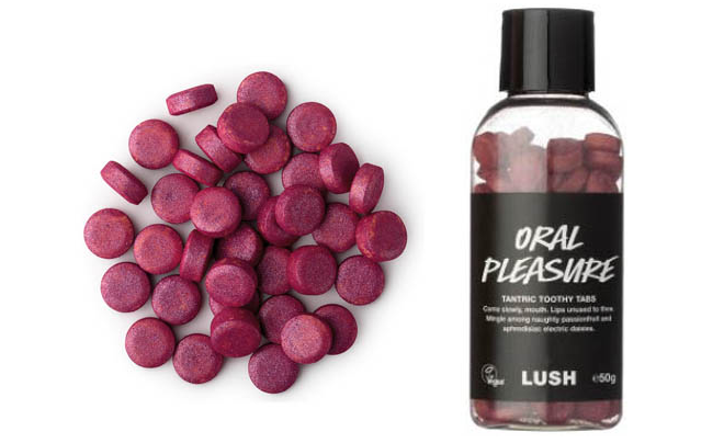 A guide to self-preserving with Lush 5