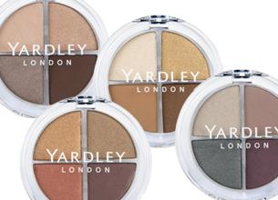 Yardley Eyeshadow Quad