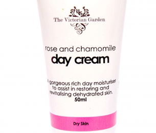 The Victorian Garden Rose and Chamomile Day Cream