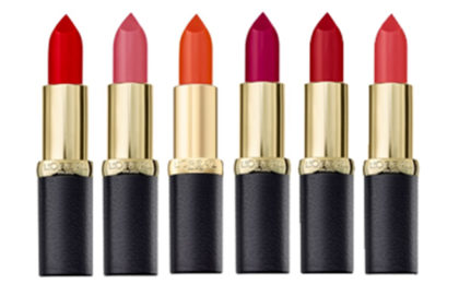 L'Oréal Colour Riche Matte Lipstick