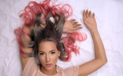 The hottest hair colours for every skin tone