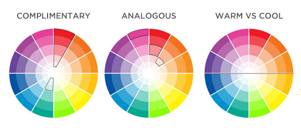 Use colour theory to pick the right make-up 3