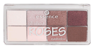 essence all about... eyeshadow in Roses