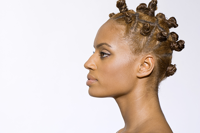 How to: care for your Bantu knots 1