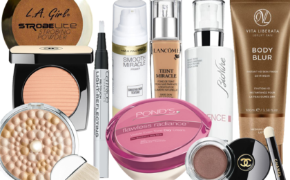 10 must-have beauty products for glowing skin