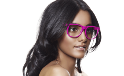 Make-up tips for beauties who wear glasses