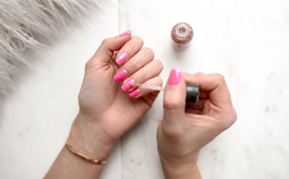What's the deal with breathable nail polish?