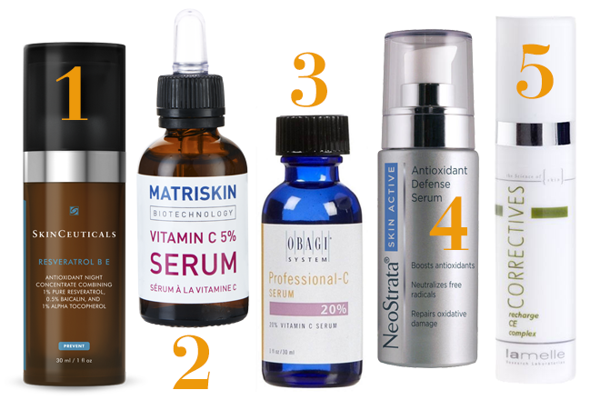 Antioxidants and your skincare routine 2