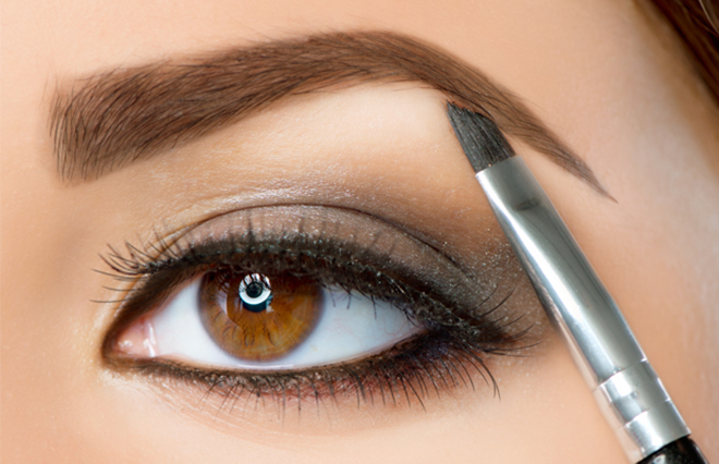 How to get perfect smokey eyes 1
