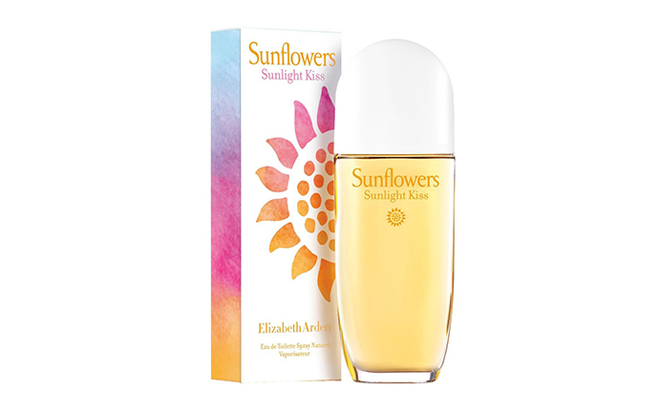 Elizabeth Arden Sunflowers Sunlight Kiss EDT