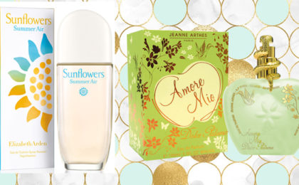 New scents we discovered just in time for spring