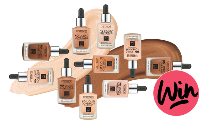 WIN one of four CATRICE makeup hampers 1