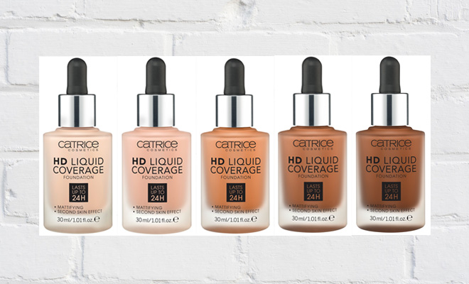 Why we can't stop using CATRICE's HD foundation 2