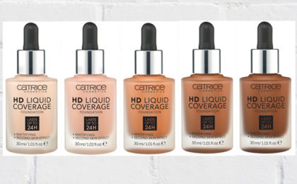 Why we can't stop using CATRICE's HD foundation