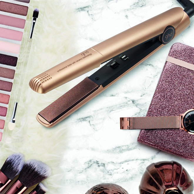 WIN a limited edition Earth Gold styler worth R2100 from ghd 1