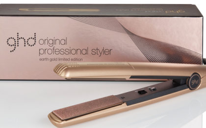 WIN a limited edition Earth Gold styler worth R2100 from ghd