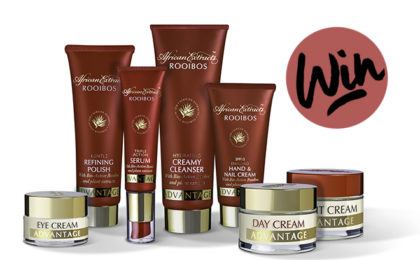 Win an African Extracts Advantage skincare hamper