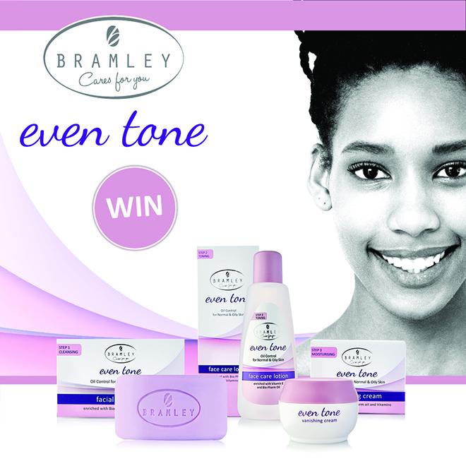 Win a Bramley skincare hamper 1