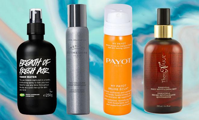 Why we're using face mists for just about everything 1