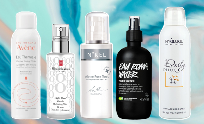 Why we're using face mists for just about everything 2