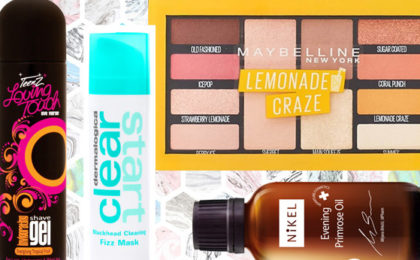 February: New month, new beauty buys