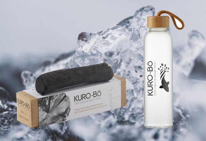 Pure water all round with the new KURO-Bō range 1
