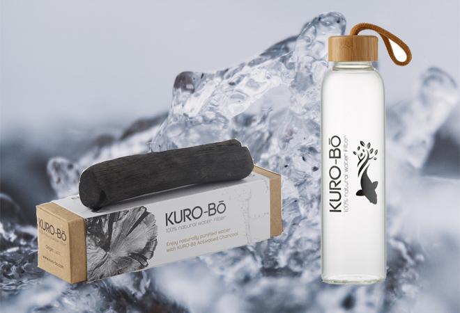 Pure water all round with the new KURO-Bō range 1