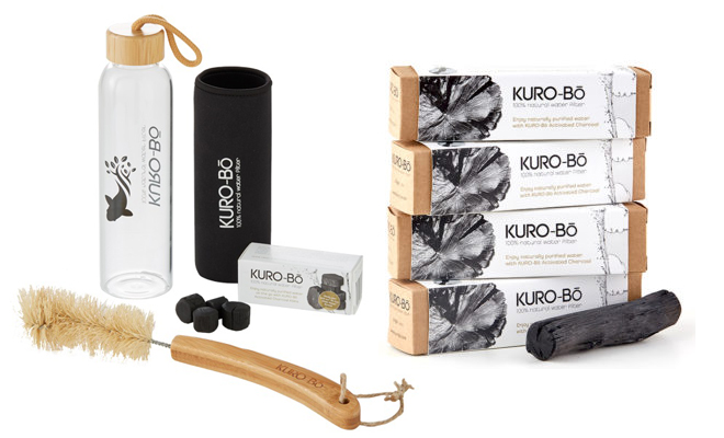 Pure water all round with the new KURO-Bō range 2
