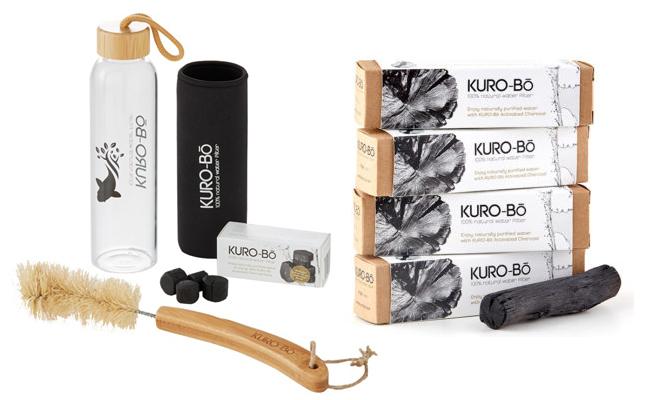 Pure water all round with the new KURO-Bō range 2