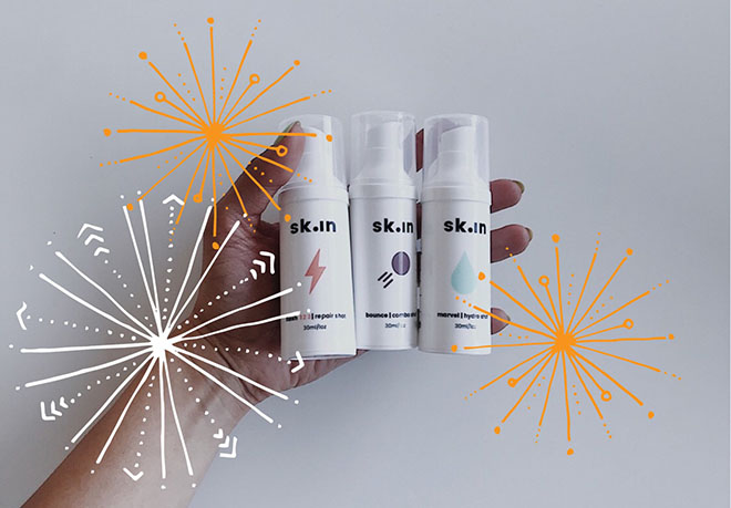 We tried sk.in – the SA skincare brand everyone's talking about 1