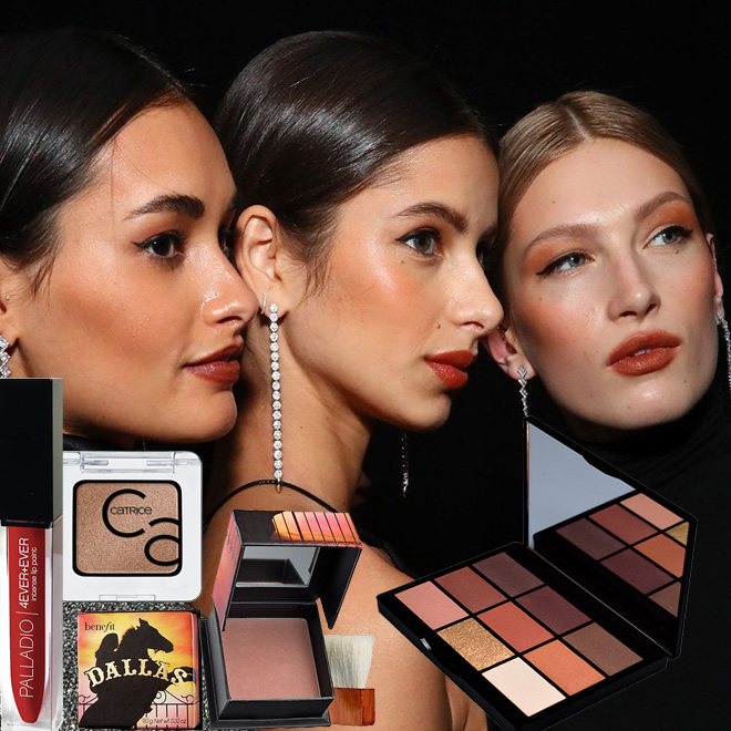 Wearable Autumn makeup trends straight from the runway 3