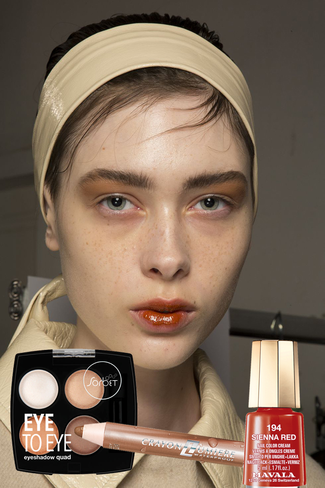 Wearable Autumn makeup trends straight from the runway 4