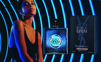 Scent of the month: YSL Black Opium Eau De Parfum Intense