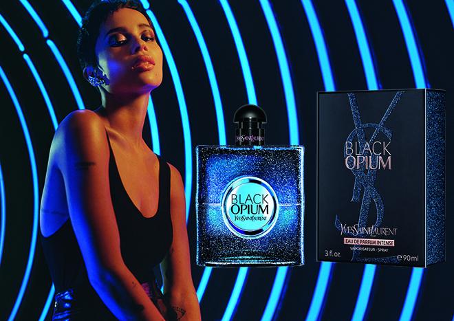 Scent of the month: YSL Black Opium Eau De Parfum Intense 1