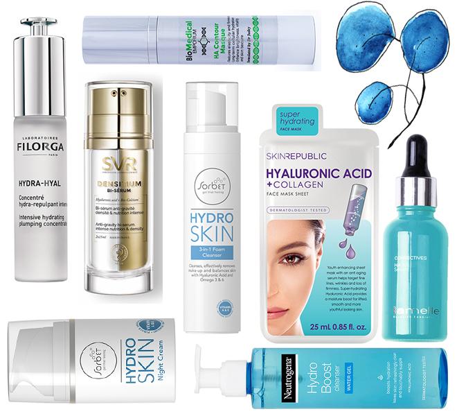 Skincare basics: Hyaluronic Acid 2