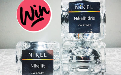 Win Nikel products worth over R3000!