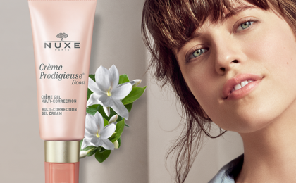 We review the new Nuxe Crème Prodigieuse® Boost range
