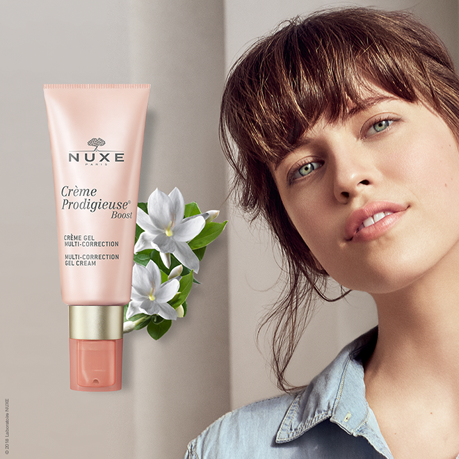 We review the new Nuxe Crème Prodigieuse® Boost range 2