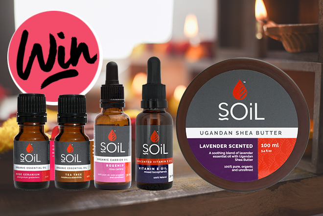 Win a SOiL hamper! 1