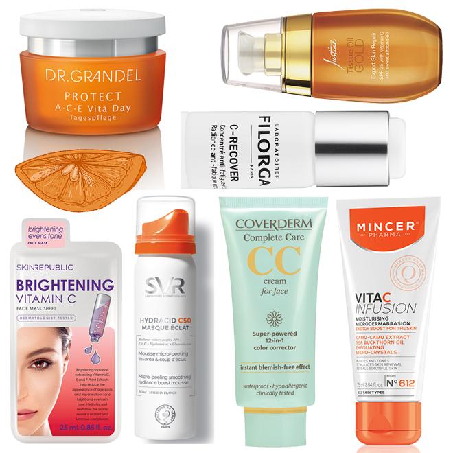 Skincare Basics: vitamin C 2