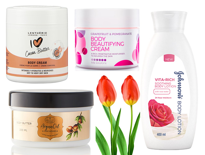 Quick reviews: The BSA team tests affordable body moisturisers 1