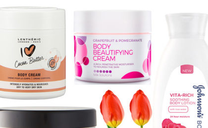 Quick reviews: The BSA team tests affordable body moisturisers