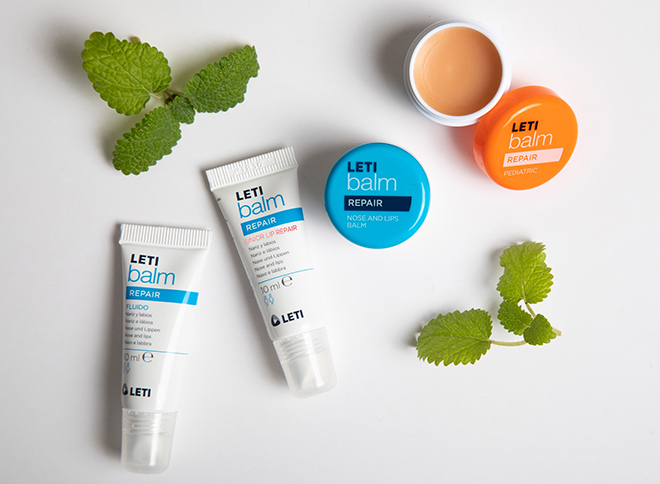 Win 1 of 3 Letibalm Nose and Lip Repair hampers 1