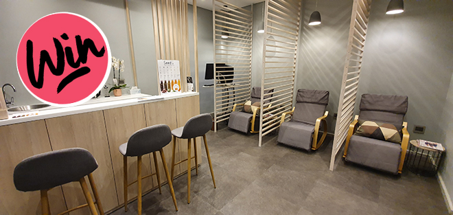 Win a Sorbet Skin experience valued at R1500 1