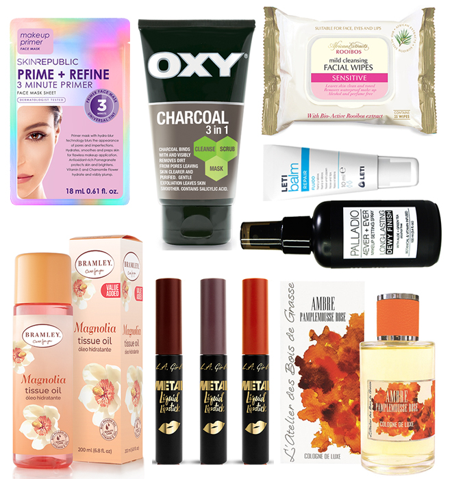 What's new in beauty: August budget edition 1