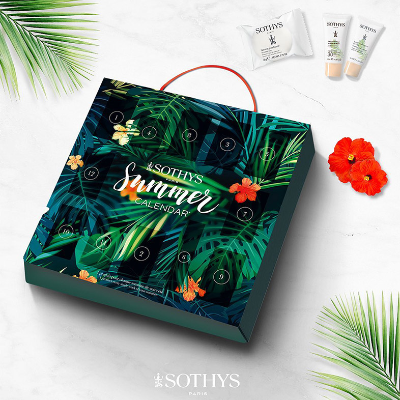 Win a Sothys Summer Calendar worth R2250! 1